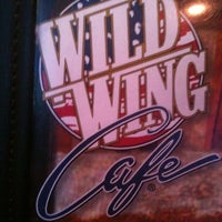 Photo taken at Wild Wing Cafe by Dennae M. on 8/21/2011