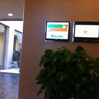 Photo taken at Alcon Spain by amparo on 1/10/2012