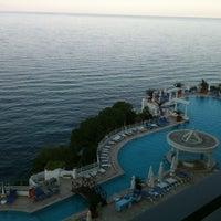9/1/2011 tarihinde Merve K.ziyaretçi tarafından Korumar Hotel De Luxe'de çekilen fotoğraf