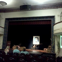 Photo taken at Hoogland Center for the Arts by Matthew P. on 7/28/2012