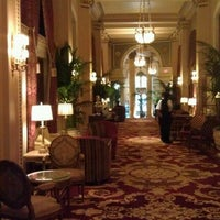 Photo taken at InterContinental The Willard Washington D.C. by Sandy C. on 10/30/2011