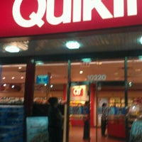 Photo taken at QuikTrip by Karina G. on 5/24/2012
