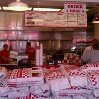 Photo taken at Five Guys by Mike H. on 5/13/2011