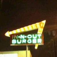 Photo taken at In-N-Out Burger by PeeGee M. on 2/7/2012