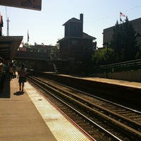 Photo taken at LIRR - Bayside Station by Kylie J. on 5/31/2012