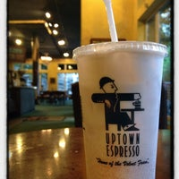 Photo taken at Uptown Espresso by Bianca S. on 8/5/2012