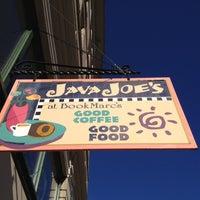Photo taken at Java Joe's Cafe by Garrett W. on 2/10/2012