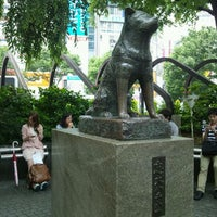 Photo taken at Hachiko Statue by cyanchipuri on 6/2/2012