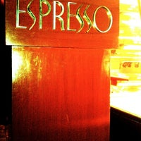 Photo taken at Espresso by Awab A. on 4/13/2012