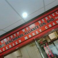 Photo taken at BMA (Benchmark Alliance Sdn Bhd) Bureau De Change by Izuddin I. on 7/19/2011