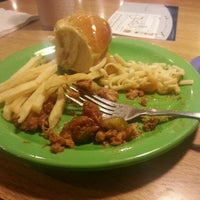 Photo taken at Old Country Buffet by Alexander O. on 8/17/2012