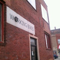 Photo taken at Working Bikes by Cory H. on 12/20/2011
