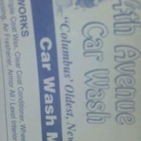 Photo taken at 4th Avenue Car Wash by Lucas S. on 10/8/2011
