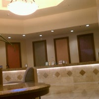 Photo taken at Crowne Plaza San Diego - Mission Valley by Rick S. on 10/30/2011