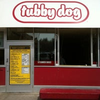 Photo taken at Tubby Dog by Scott R. on 4/21/2011