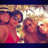 Photo taken at Loews Miami Beach Pool by cherrie m. on 6/14/2012