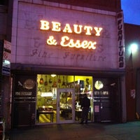 Photo taken at Beauty & Essex by Tayaba J. on 2/15/2012