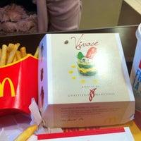 Photo taken at McDonald's by Matteo on 10/22/2011