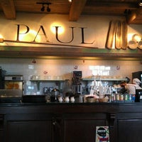 Photo taken at Paul Cafe by Nithin K. on 10/16/2011