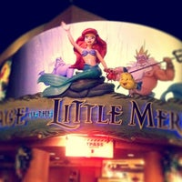 Photo taken at Voyage of The Little Mermaid by Christopher F. on 11/13/2011