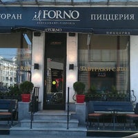 Photo taken at Il Forno by Yuriy K. on 5/5/2012