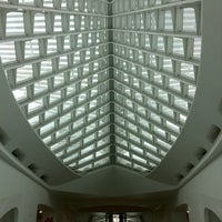 Photo taken at Milwaukee Art Museum by Mark S. on 3/4/2012