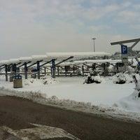 Photo taken at Area di Servizio Conero Ovest by VivaLaValex on 2/13/2012