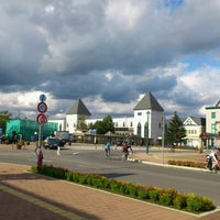 Photo taken at Biei Station (F37) by o2_LTE on 9/24/2011