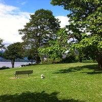 Photo taken at Margaret Pigott Park by Thomas W. on 7/1/2012