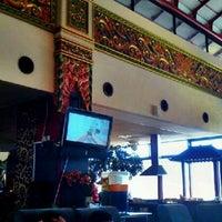 Photo taken at Singosari Lounge by Citra S. on 7/10/2012
