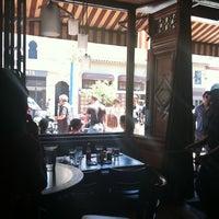 Photo taken at Rex Cafe by Eric R. on 5/1/2011