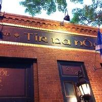 Photo taken at Tír na nÓg Irish Pub by Nathan M. on 3/22/2012
