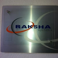 Photo taken at Raksha Systems by David on 7/27/2011