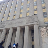 Photo taken at Bronx County Supreme Court by Annie A. on 11/15/2011