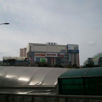 Photo taken at Bupyeong Stn. by SUNIN K. on 9/12/2011