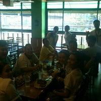 Photo taken at Mang Inasal by Mark S. on 6/21/2012