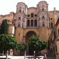 Foto tomada en Catedral de Málaga por Alfredo R. el 6/24/2012