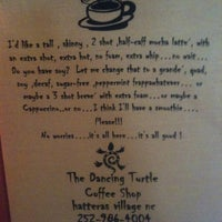 Photo taken at Dancing Turtle Coffee Shop by Michael M. on 6/15/2011