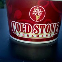 Photo taken at Cold Stone Creamery by Curt R. on 8/24/2011
