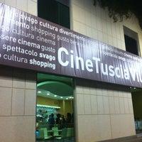Photo taken at CineTuscia Village by Alice M. on 10/1/2011