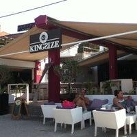 Photo taken at King Size by Agnieszka on 8/27/2012