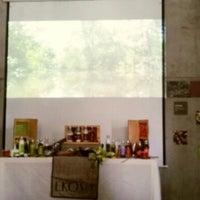 Photo taken at Casa Natura by Carolina A. on 9/12/2012