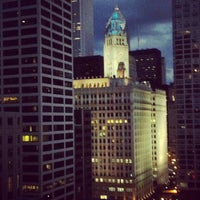 Photo taken at Homewood Suites by Hilton Chicago-Downtown by Pete H. on 9/9/2012