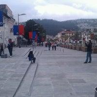Foto tomada en Boulevard 24 De Mayo por Adriana A. el 1/2/2012