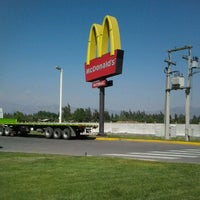 Photo taken at McDonald's by Juan M. on 11/9/2011