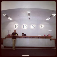 Photo taken at FDNY Headquarters by Grace C. on 5/31/2012