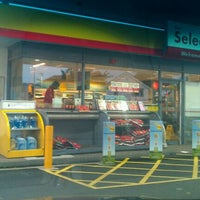 Photo taken at Shell by Nicole H. on 8/30/2011