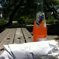 Photo taken at Paseo Prairie Garden by Ryan G. on 4/17/2012