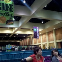 Photo taken at Palm Springs Convention Center by Rachel R. on 1/14/2012