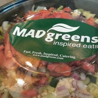 Photo taken at MAD Greens - Inspired Eats (Park Meadows) by Lucas C. on 10/12/2011